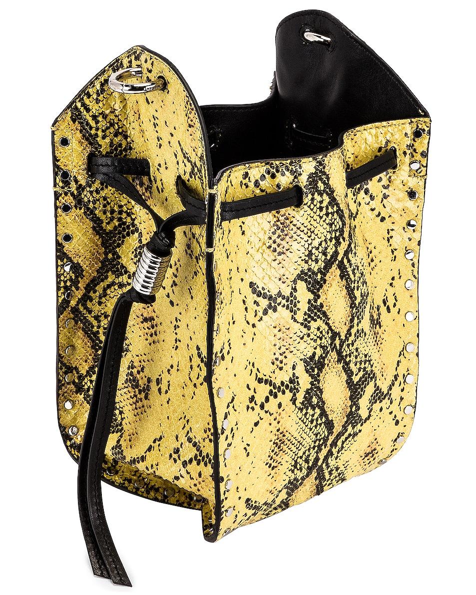Image 4 of Isabel Marant Radja Bag in Light Yellow