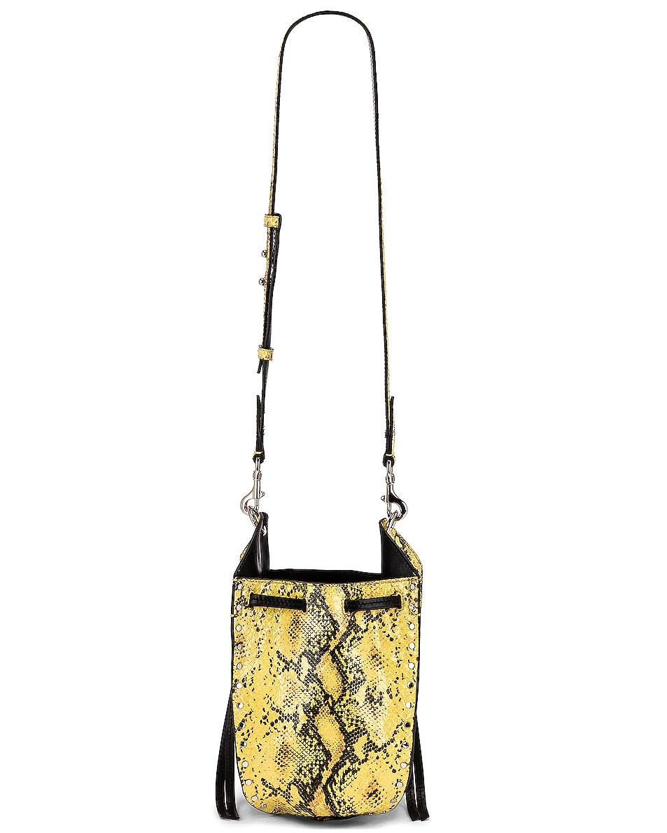 Image 5 of Isabel Marant Radja Bag in Light Yellow