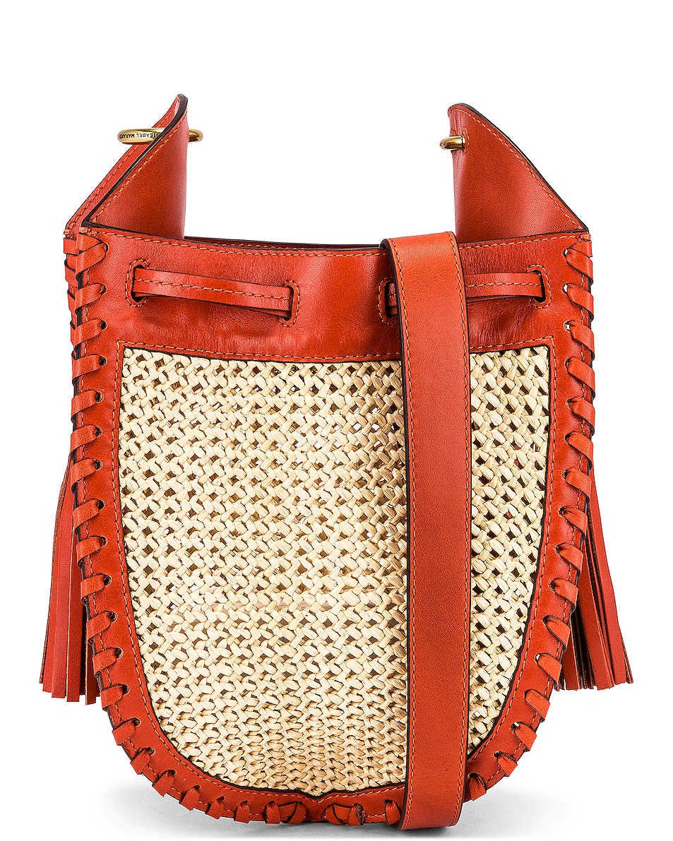Image 1 of Isabel Marant Radja Bag in Rust