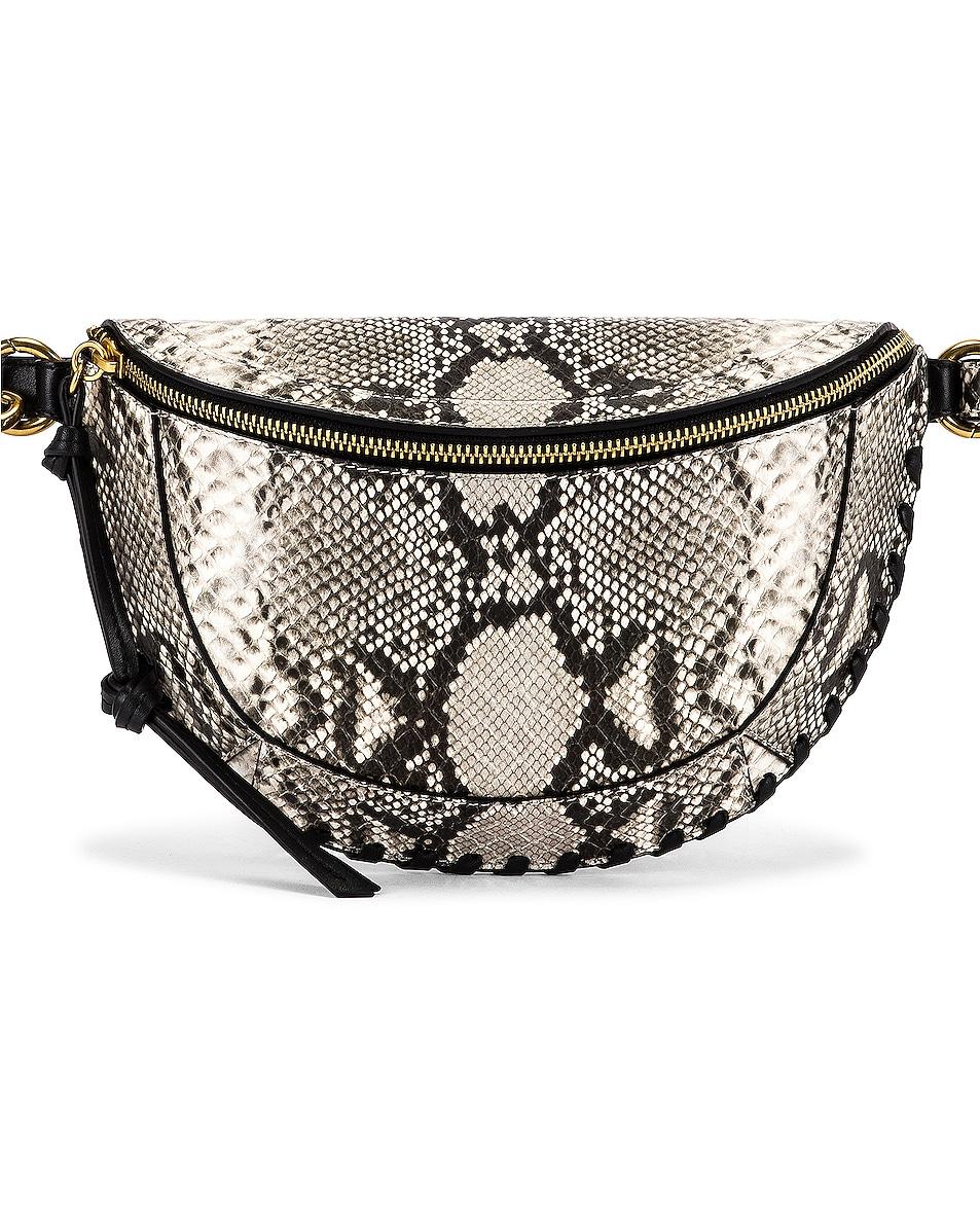 Image 1 of Isabel Marant Skano Belt Bag in Chalk