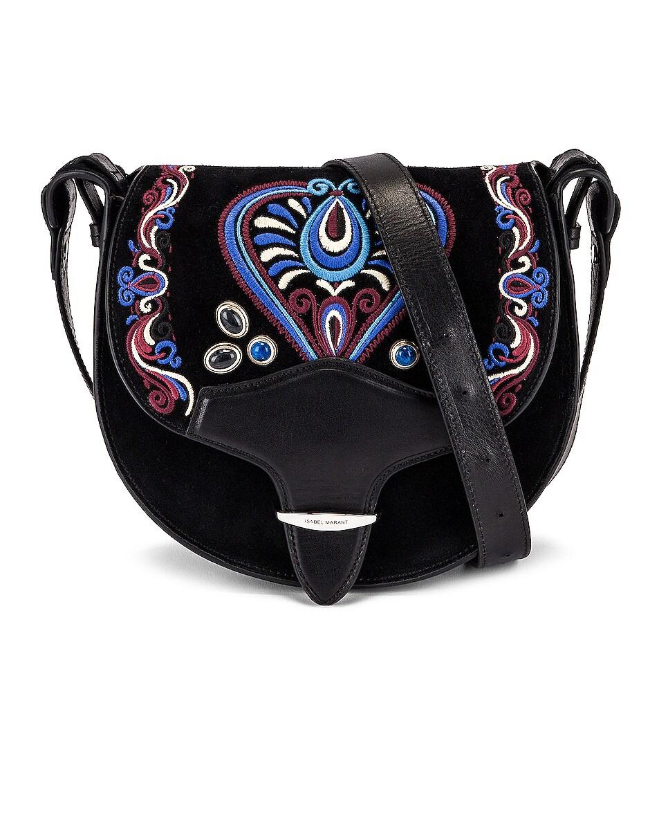 Image 1 of Isabel Marant Botsy Bag in Black