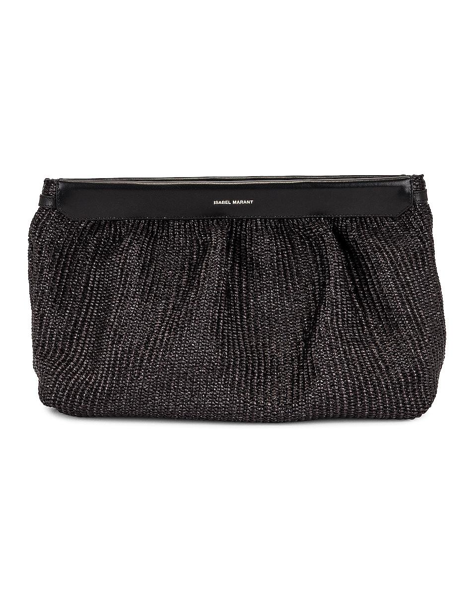 Image 1 of Isabel Marant Luz Bag in Black