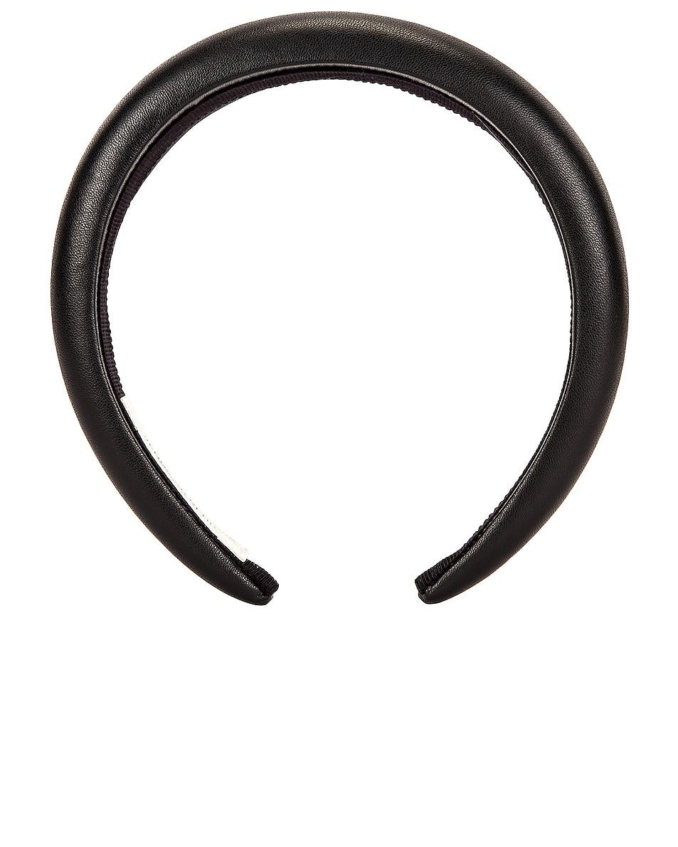 Image 1 of Jennifer Behr Marcy Headband in Black