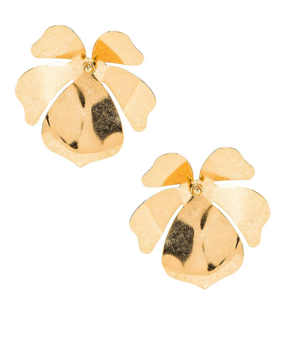 Image 1 of Jennifer Behr Mykah Earrings in Gold