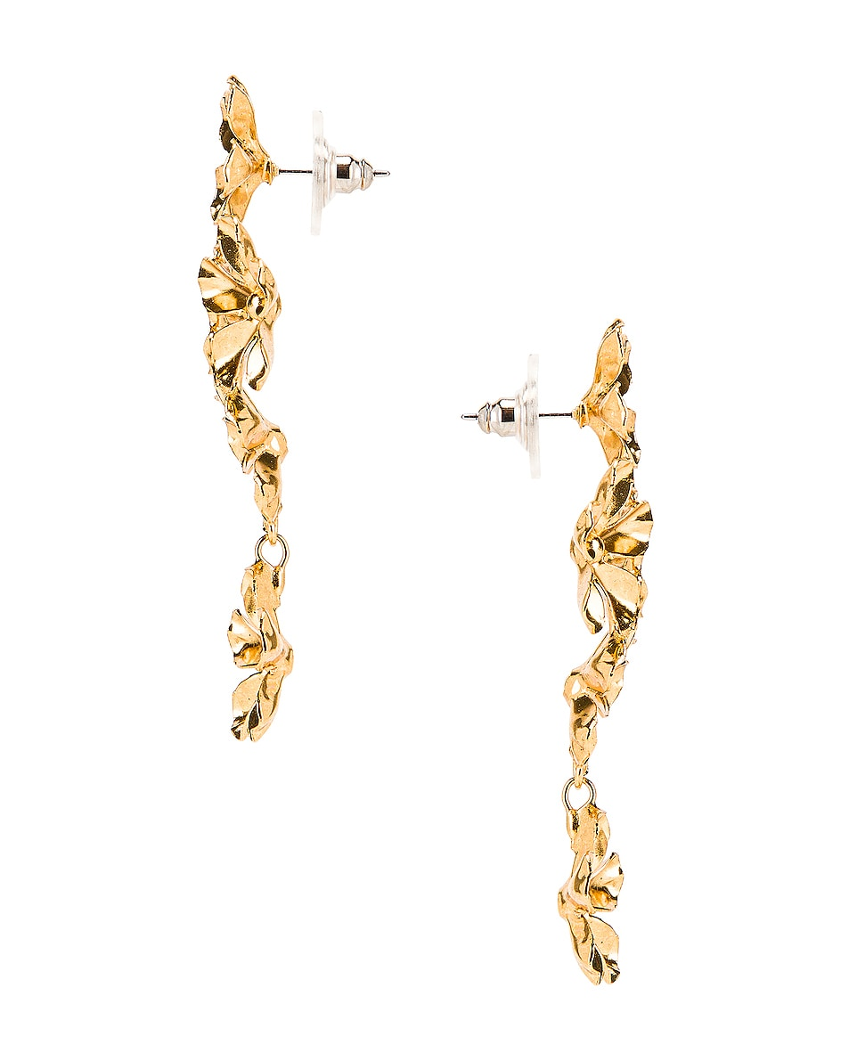 Image 3 of Jennifer Behr Dasha Earrings in Gold