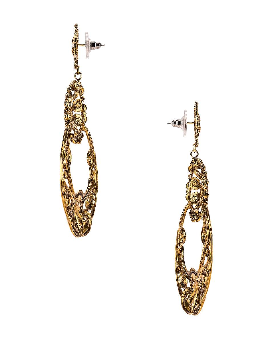 Image 3 of Jennifer Behr Shanna Earrings in Gold