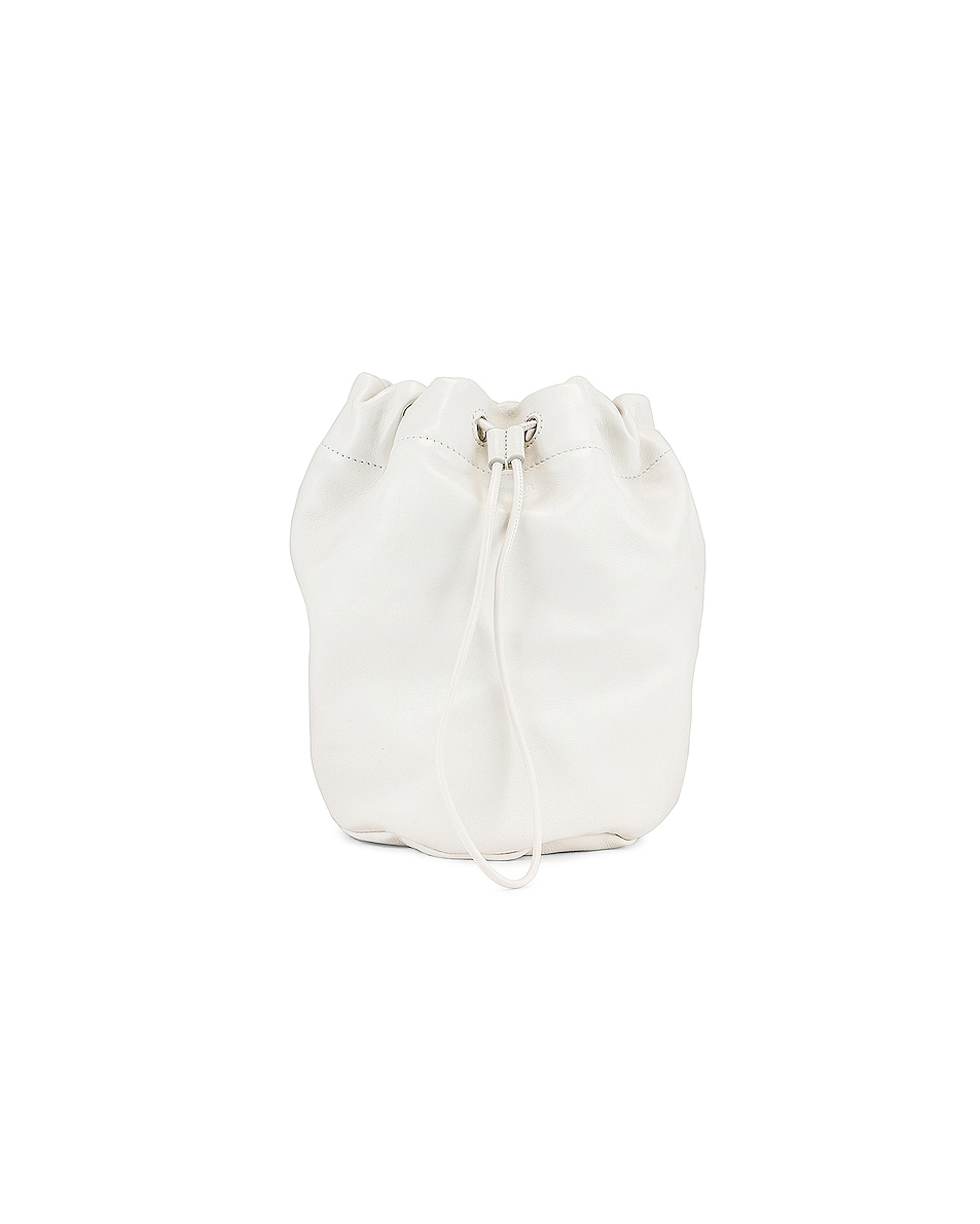 Image 6 of Jil Sander Small Sombrero Tote in Natural