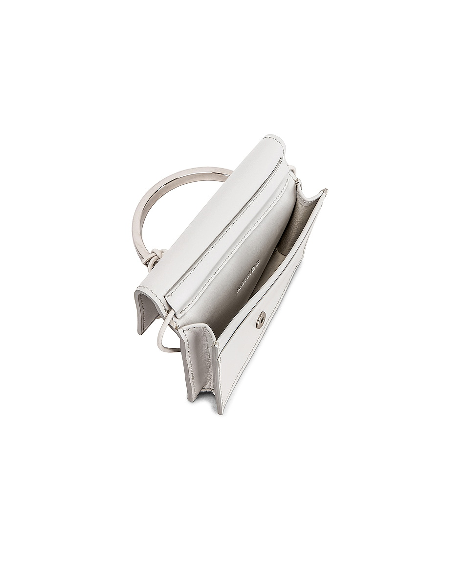 Image 5 of Jil Sander Bracelet Wallet Bag in Natural