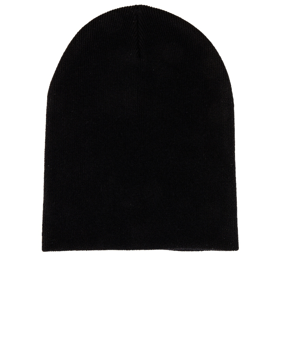 Image 1 of JOHN ELLIOTT Surplus Beanie in Black