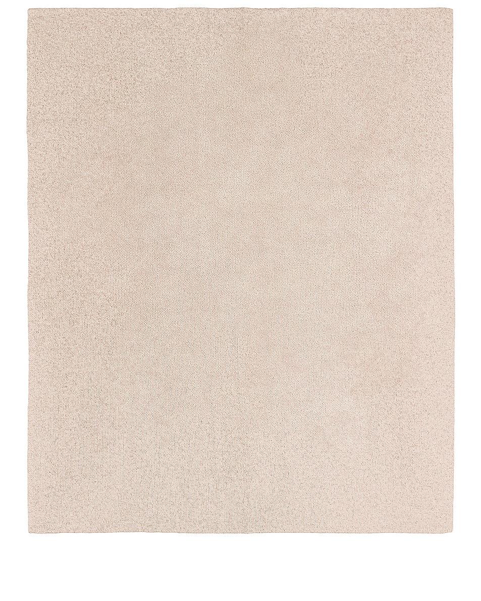 Image 1 of JOHN ELLIOTT Blanket in Oatmeal Marl
