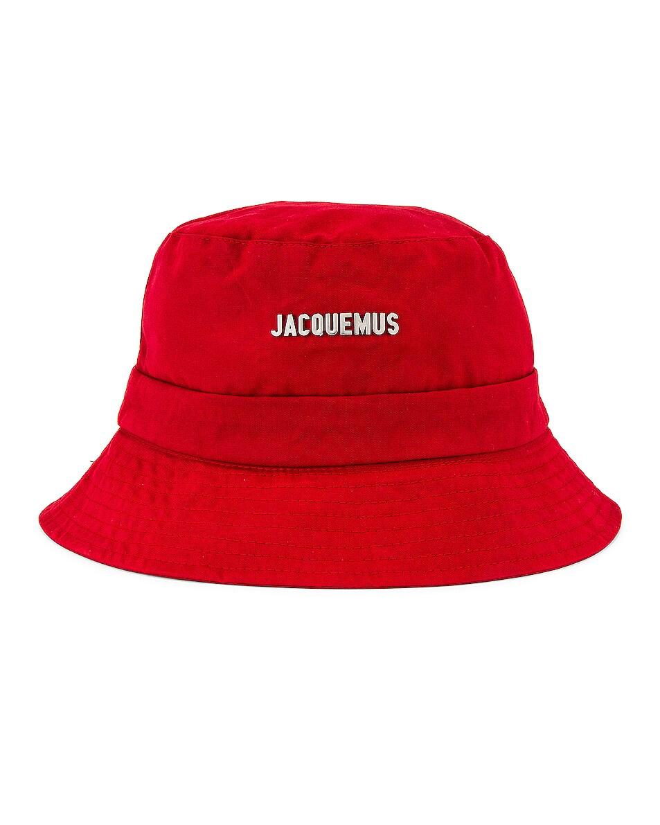 Image 1 of JACQUEMUS Le Bob Gadjo in Red