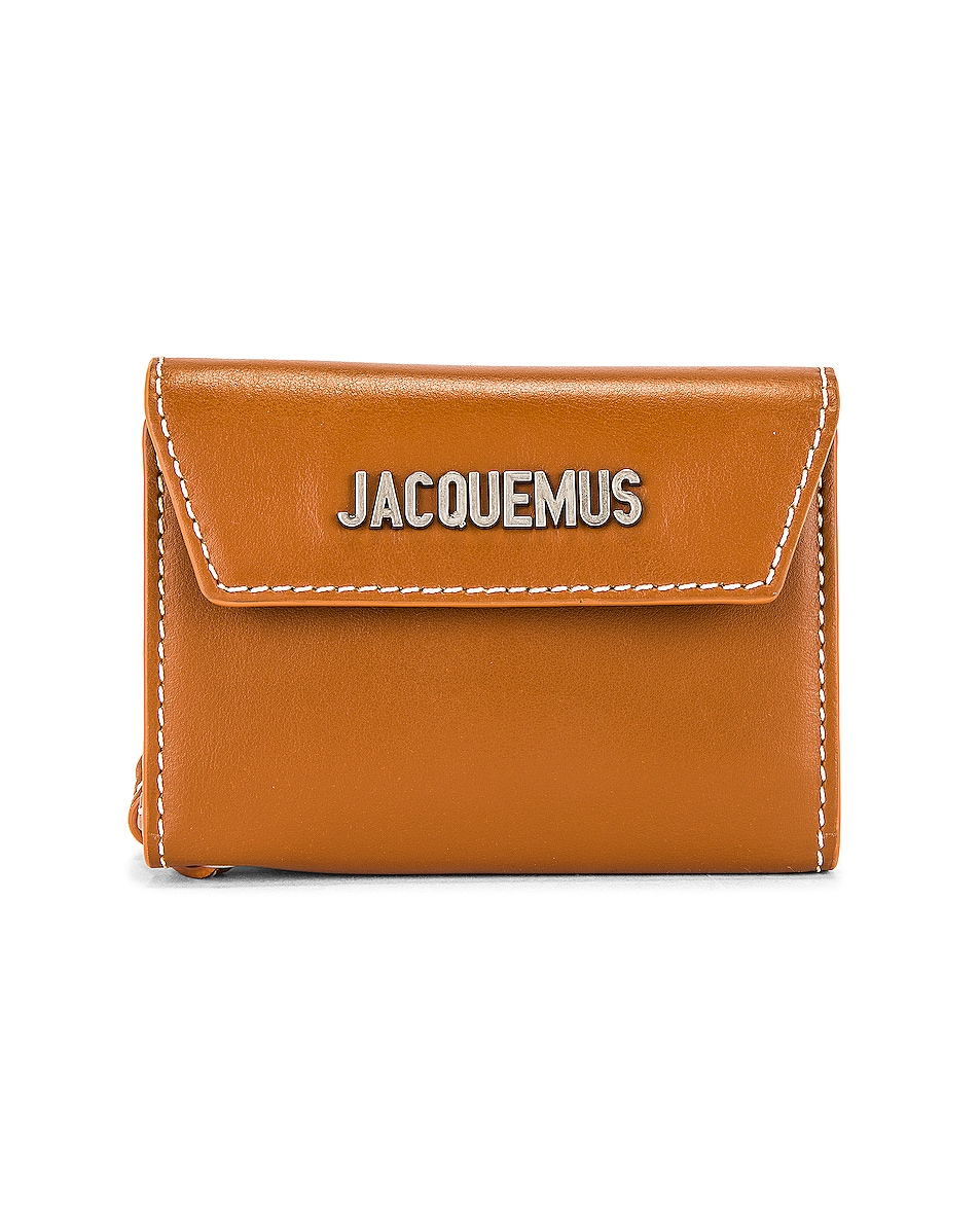 Image 1 of JACQUEMUS Wallet in Brown