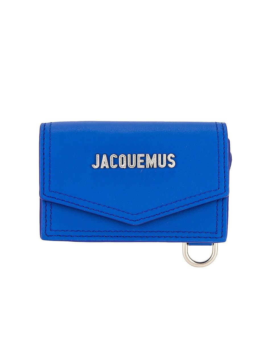 Image 1 of JACQUEMUS Le Porte Azur in Blue