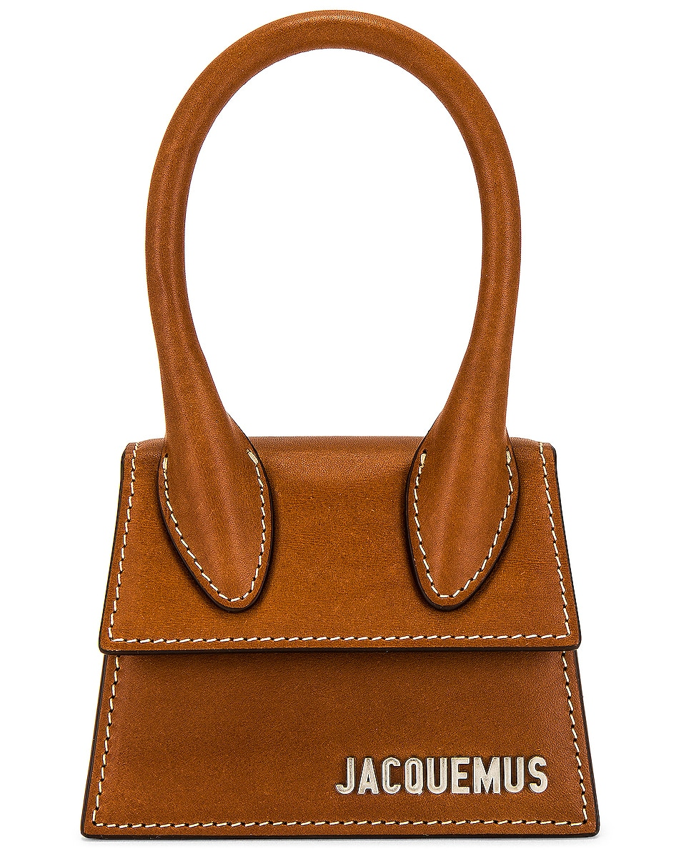 Image 1 of JACQUEMUS Le Chiquito in Light Brown
