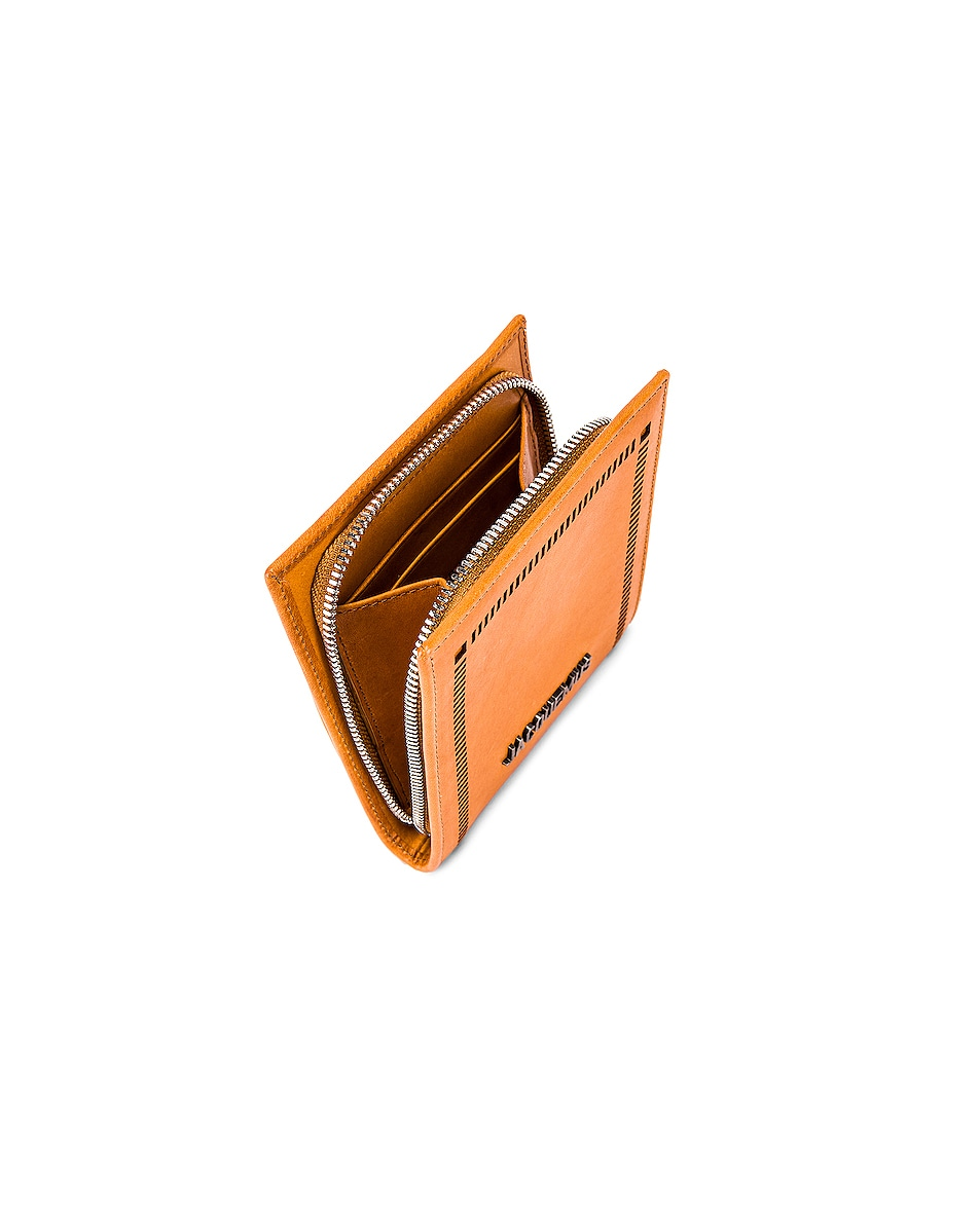 Image 4 of JACQUEMUS Neck Wallet in Brown