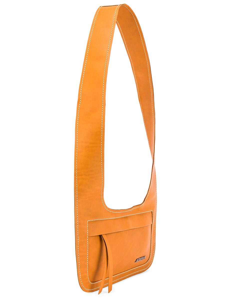Image 3 of JACQUEMUS Crossbody Bag in Brown