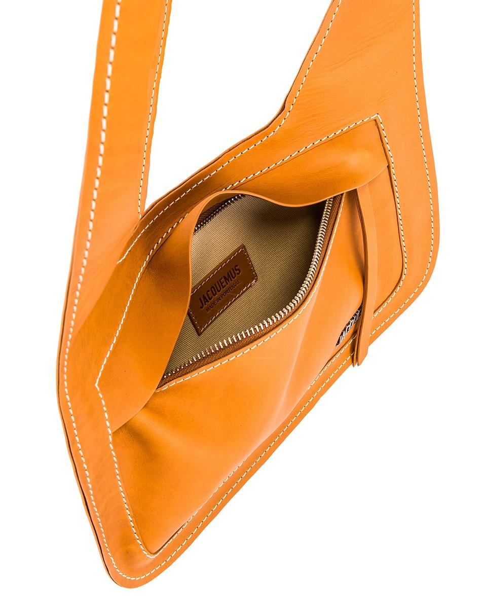 Image 4 of JACQUEMUS Crossbody Bag in Brown