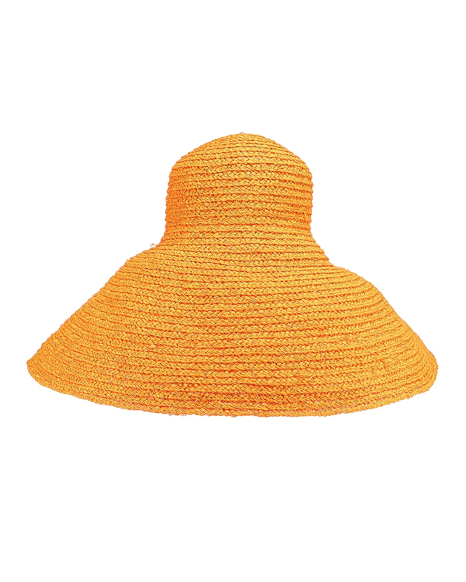 Image 1 of JACQUEMUS Le Chapeau Valensole in Orange