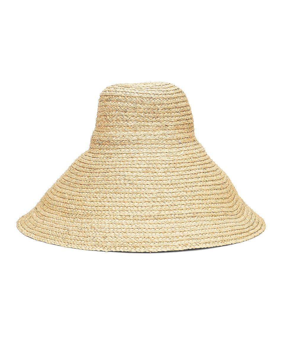 Image 1 of JACQUEMUS Le Chapeau Valensole in Natural
