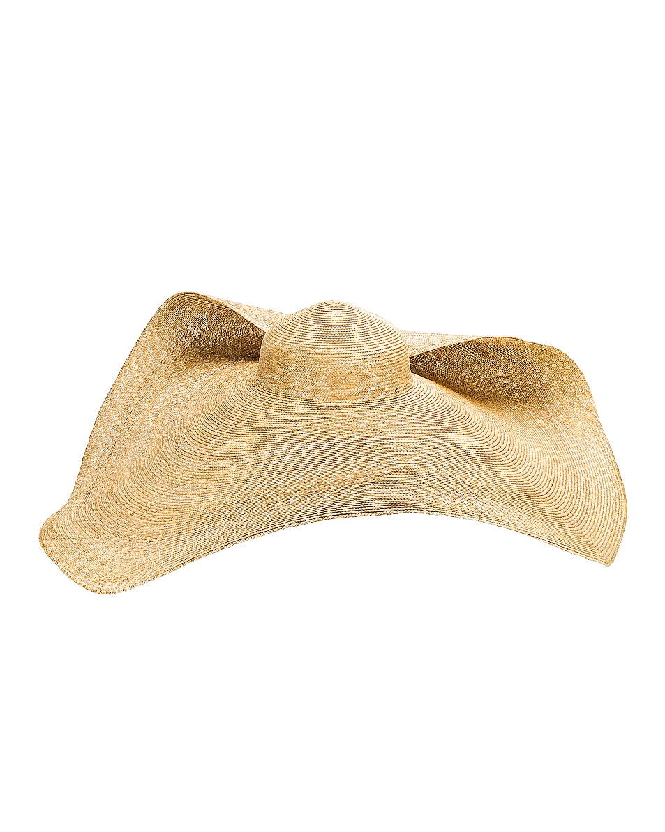 Image 3 of JACQUEMUS Bomba Hat in Beige