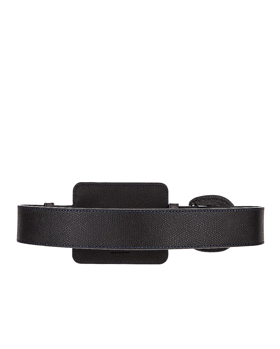Image 2 of JACQUEMUS Wallet Belt in Black