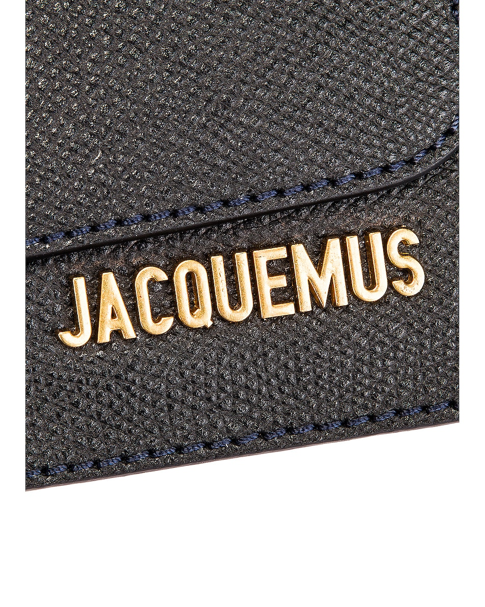 Image 5 of JACQUEMUS Wallet Belt in Black