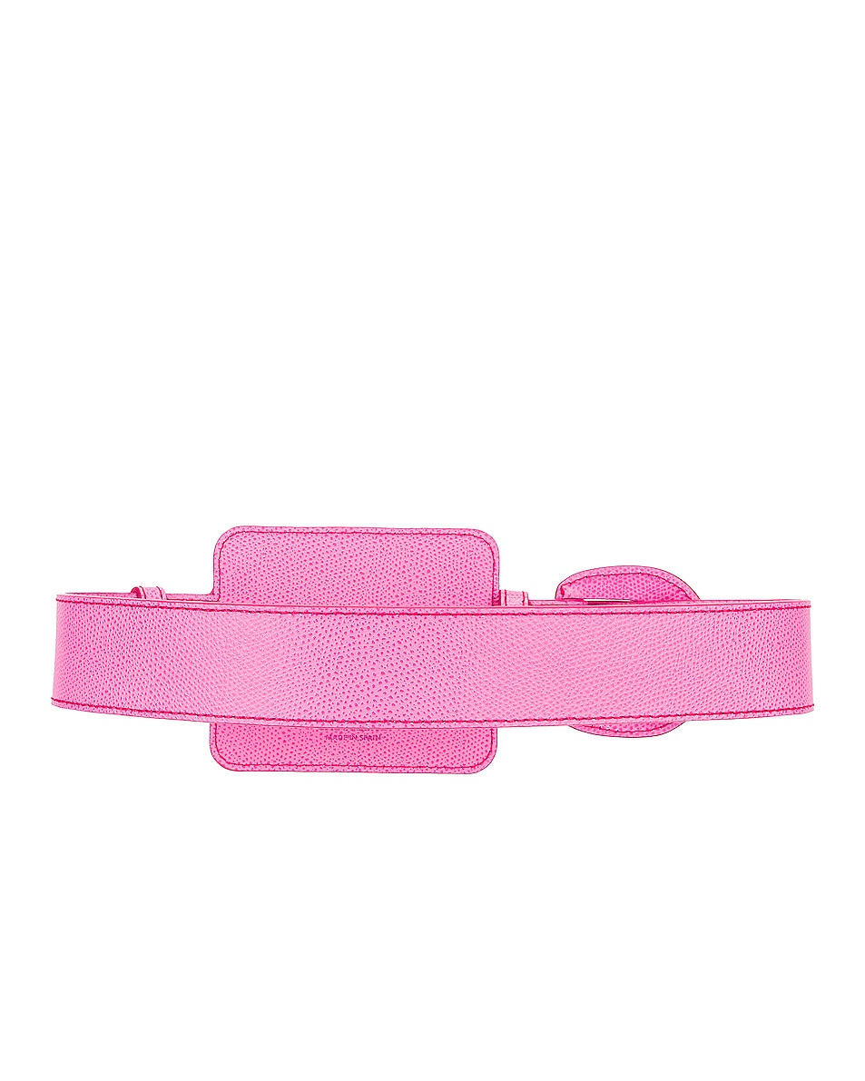 Image 2 of JACQUEMUS Wallet Belt in Pink