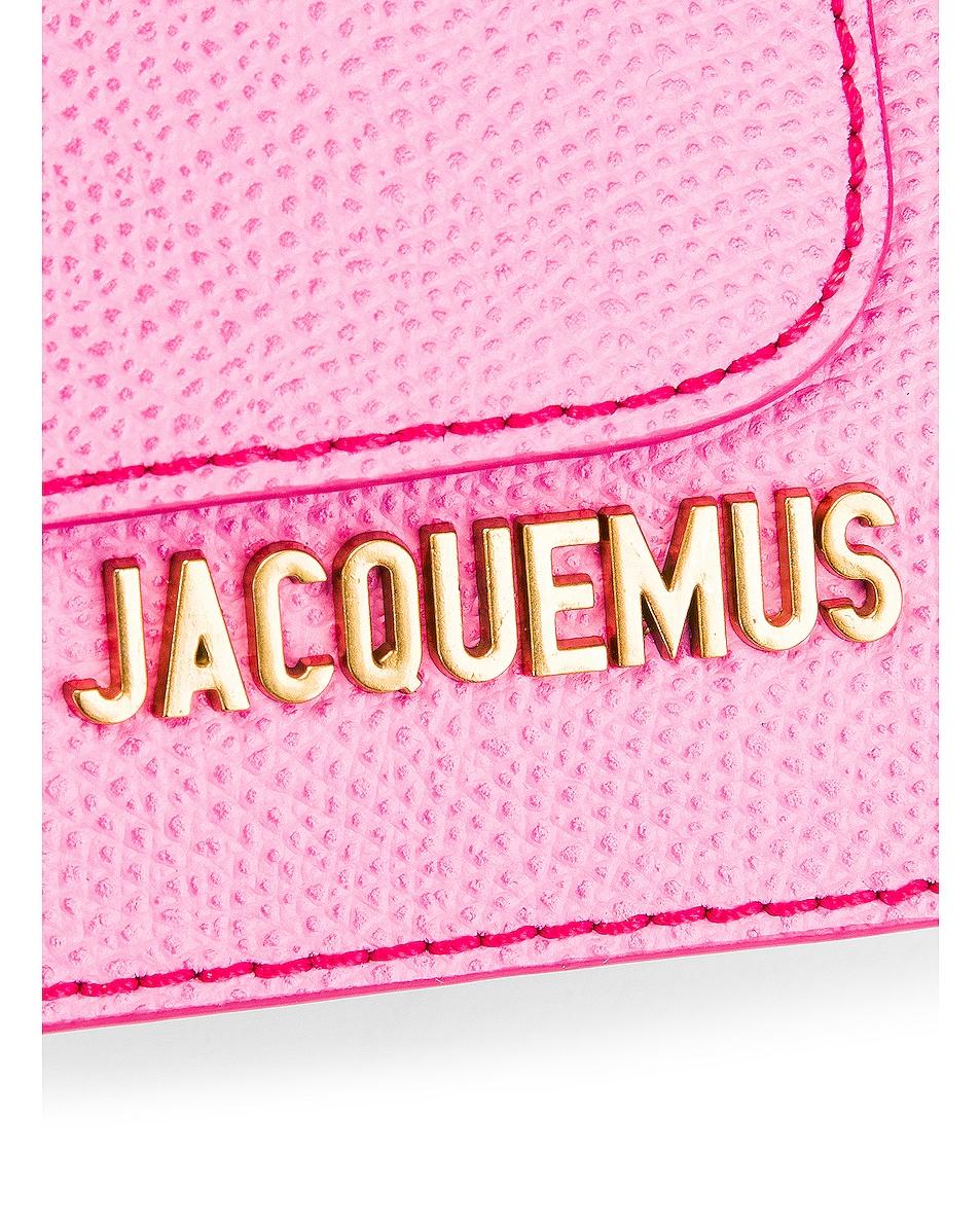 Image 5 of JACQUEMUS Wallet Belt in Pink