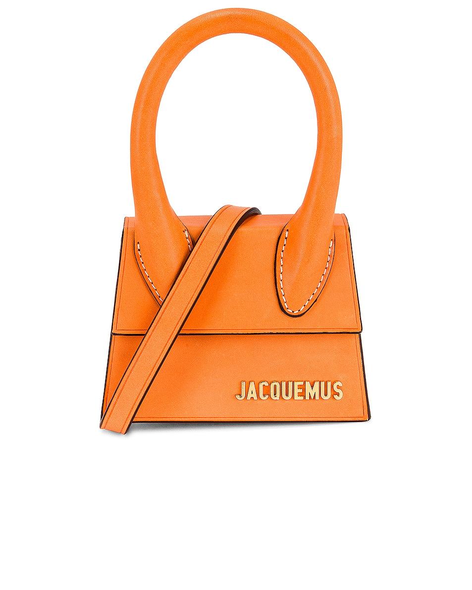 Image 1 of JACQUEMUS Le Chiquito Bag in Orange
