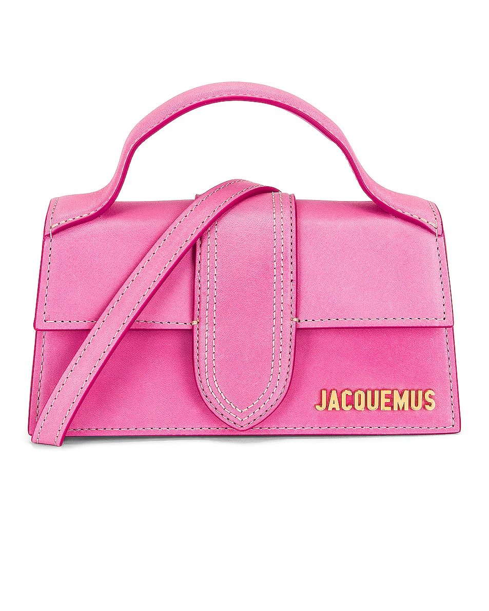 Image 1 of JACQUEMUS Le Bambino Bag in Pink