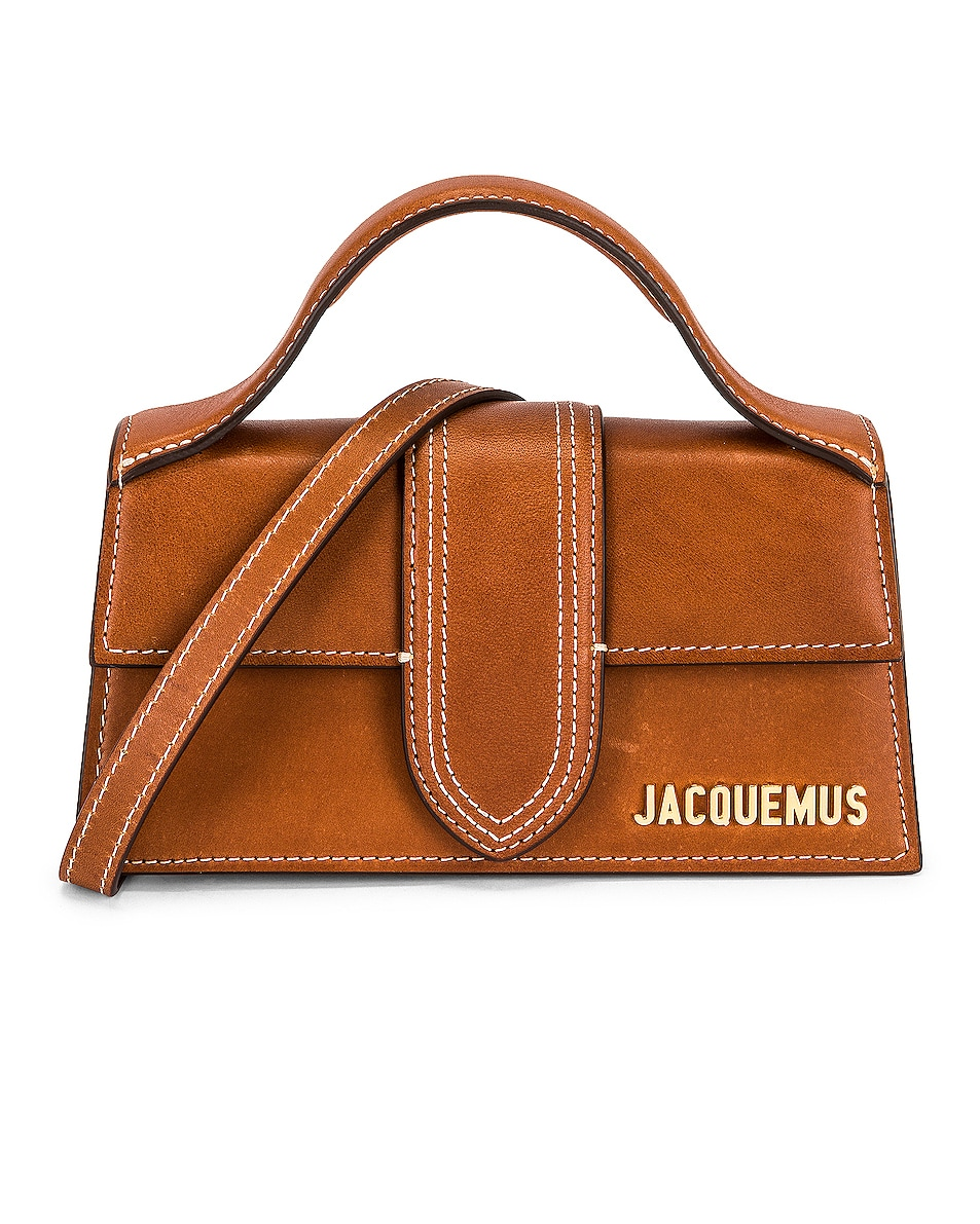 Image 1 of JACQUEMUS Le Bambino Bag in Brown