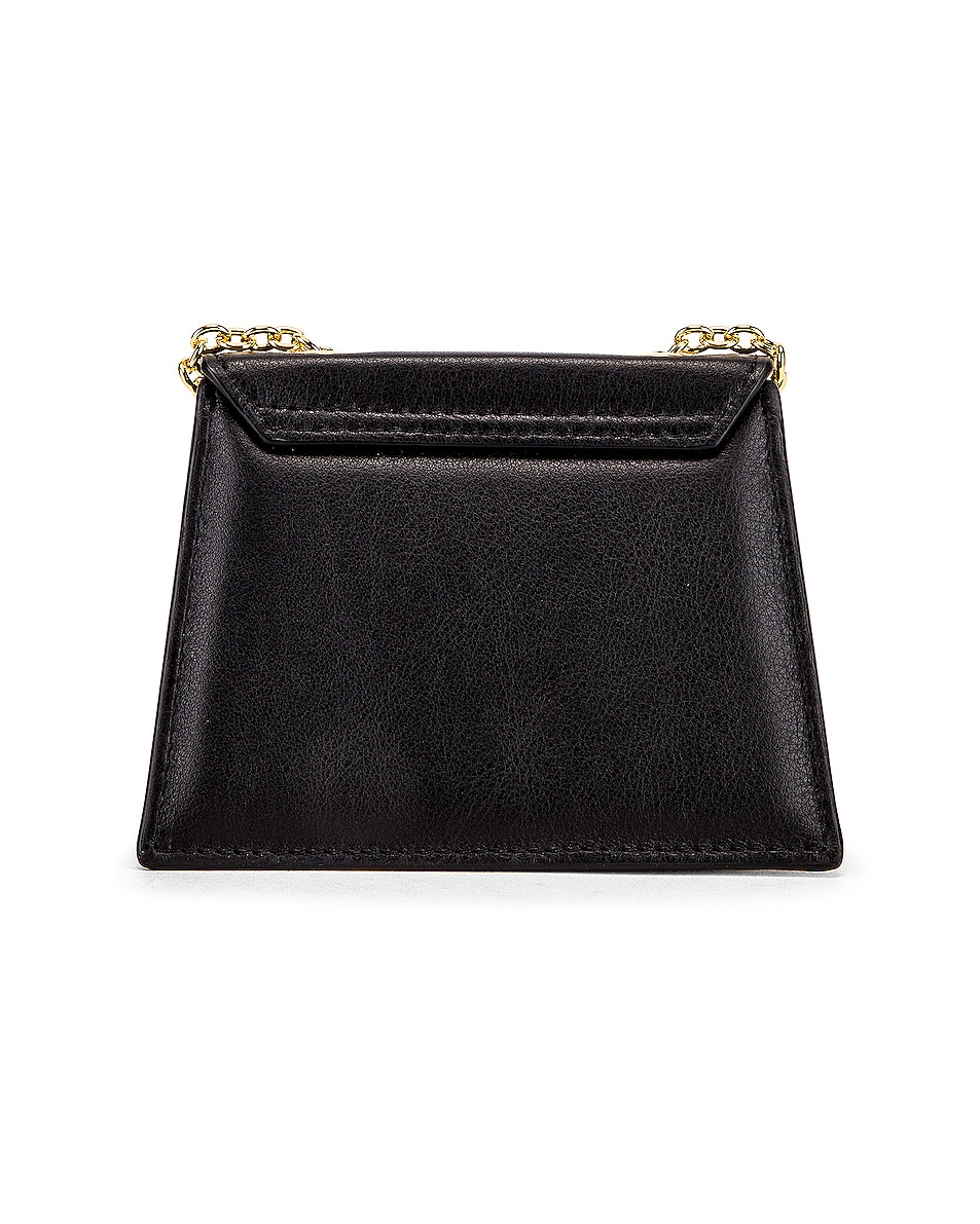 Image 3 of JACQUEMUS Piccolo Bag in Black Leather