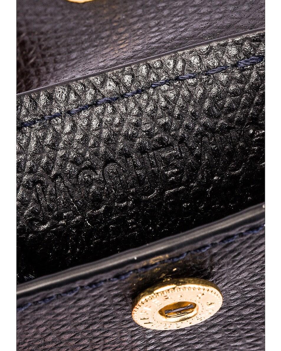 Image 6 of JACQUEMUS Petit Chiquito Bag in Black