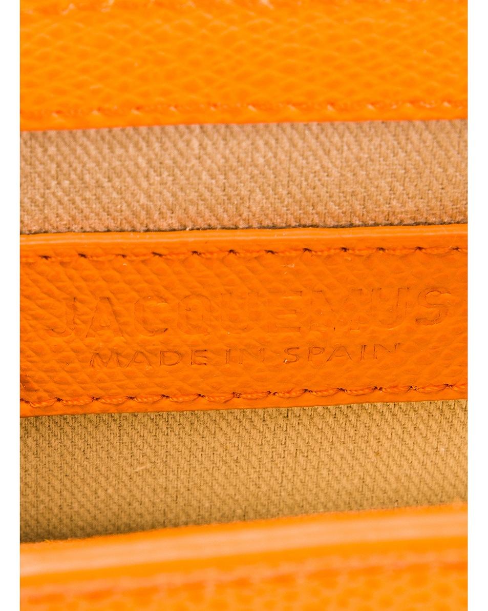 Image 6 of JACQUEMUS Le Chiquito Bag in Orange