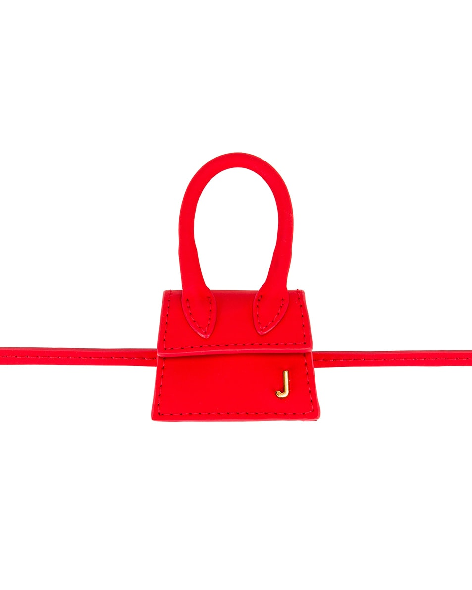 Image 1 of JACQUEMUS Le Chiquiti in Red