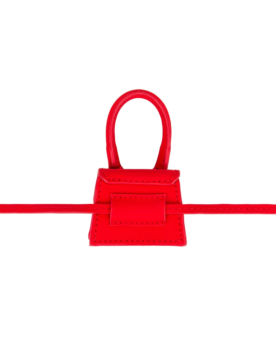 Image 2 of JACQUEMUS Le Chiquiti in Red