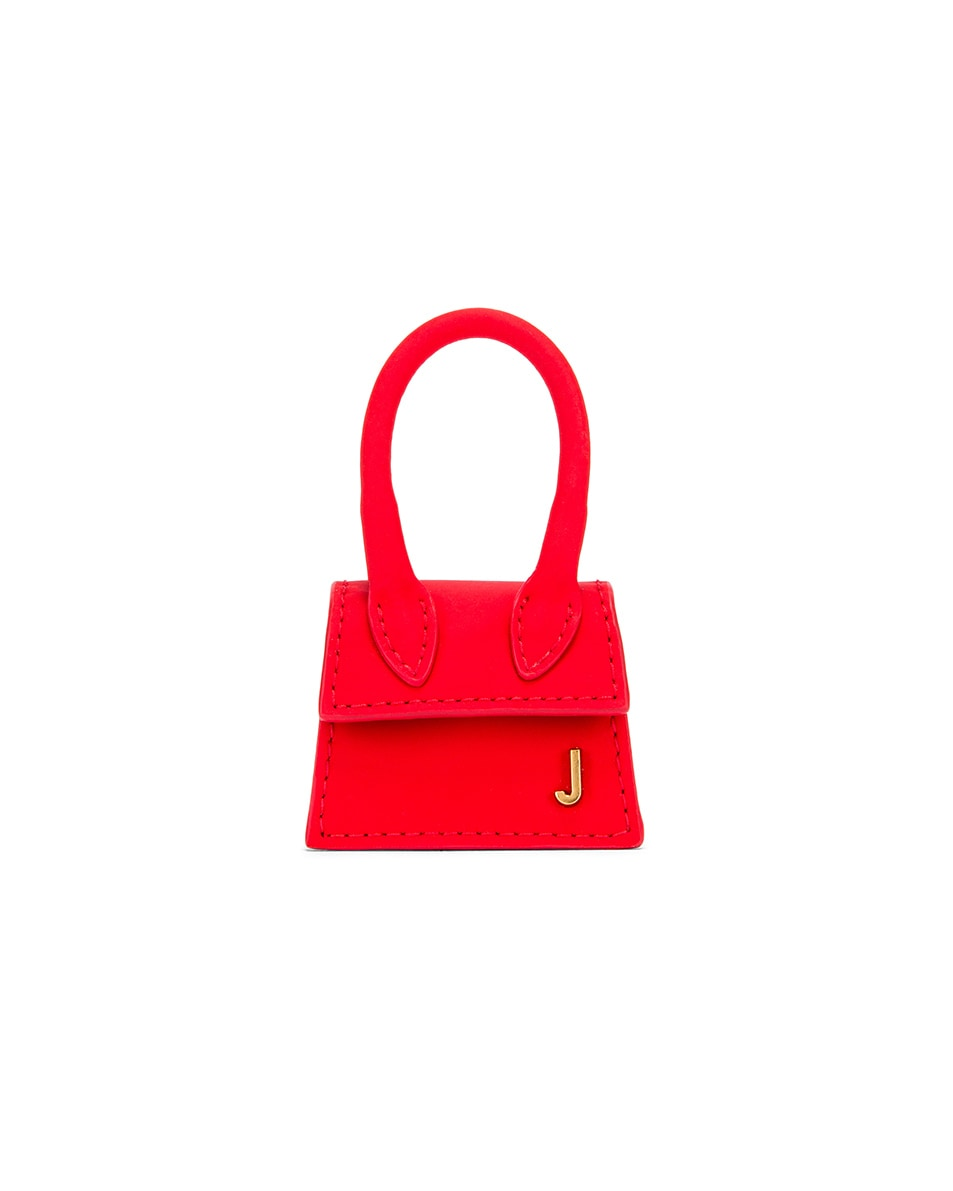 Image 3 of JACQUEMUS Le Chiquiti in Red