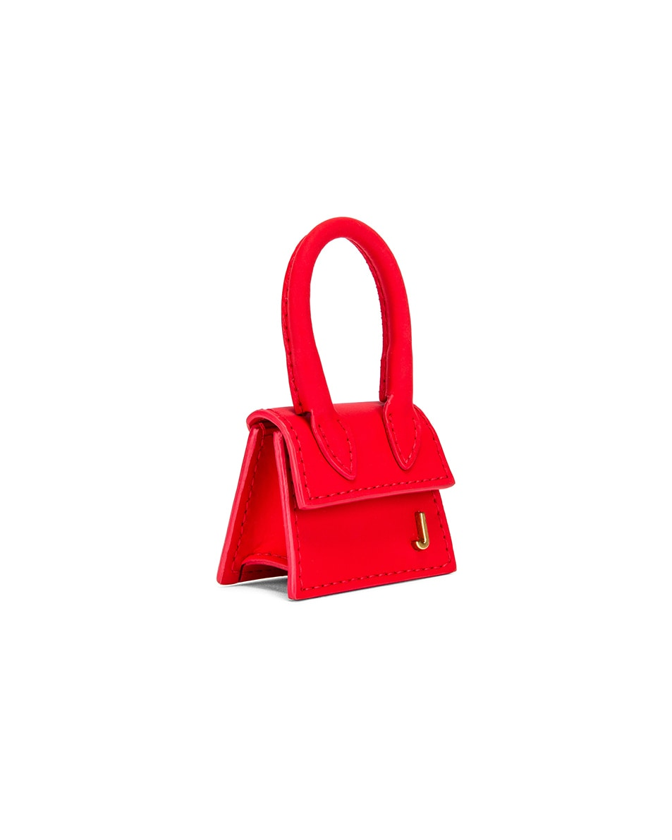 Image 4 of JACQUEMUS Le Chiquiti in Red