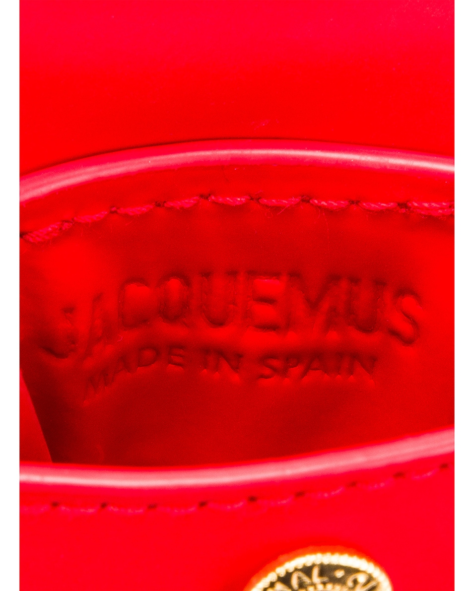 Image 6 of JACQUEMUS Le Chiquiti in Red