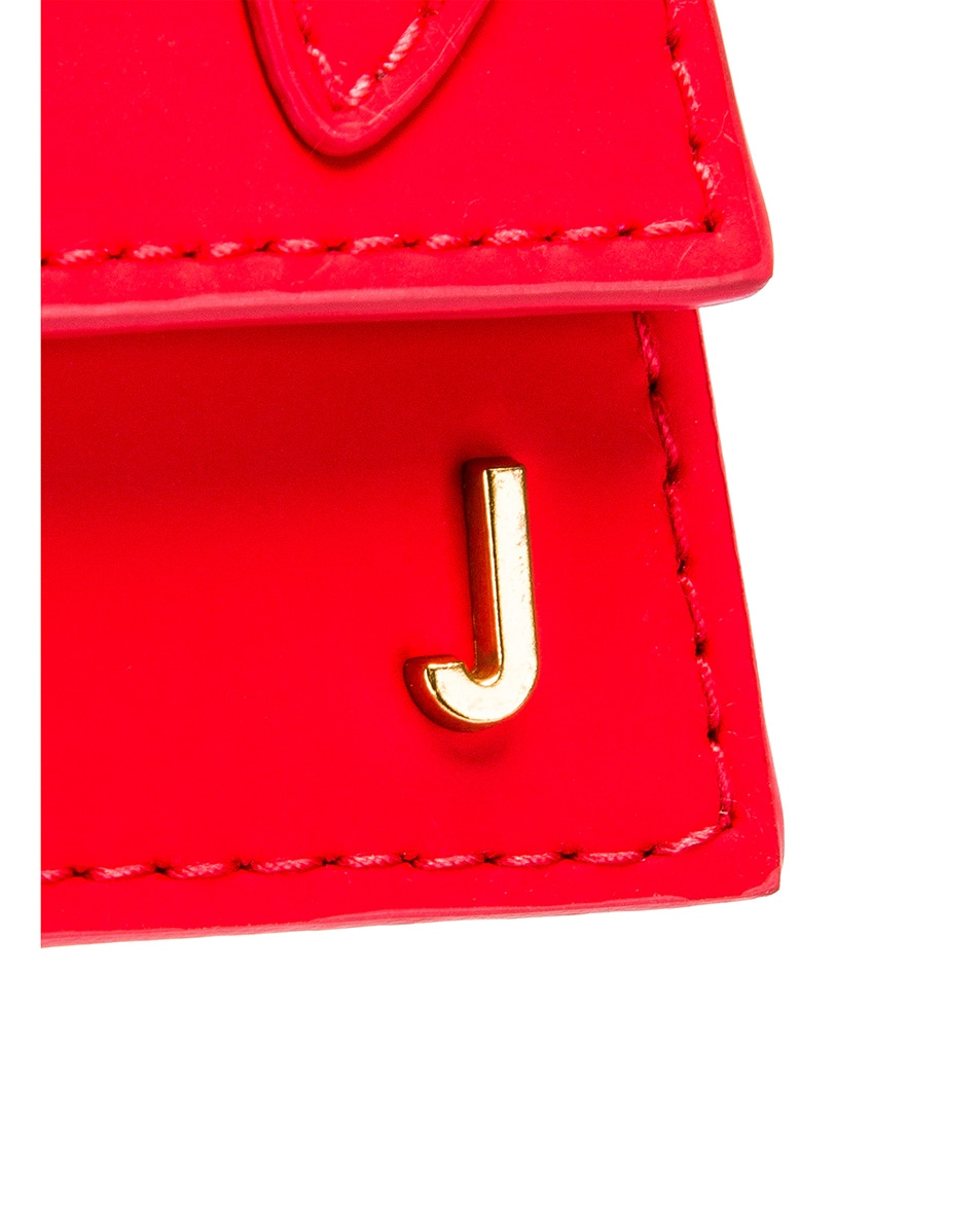Image 7 of JACQUEMUS Le Chiquiti in Red