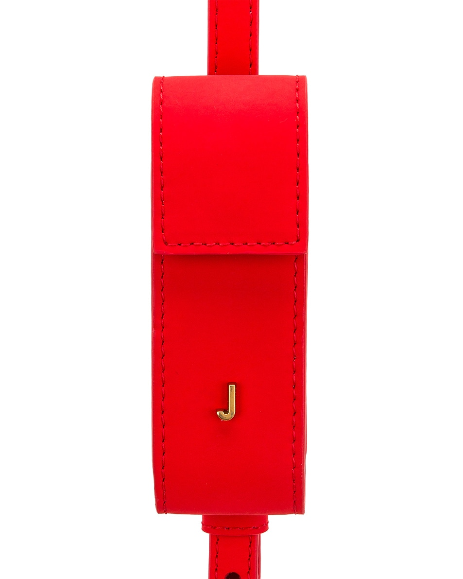 Image 1 of JACQUEMUS Le Porte Rouge A Levres in Red