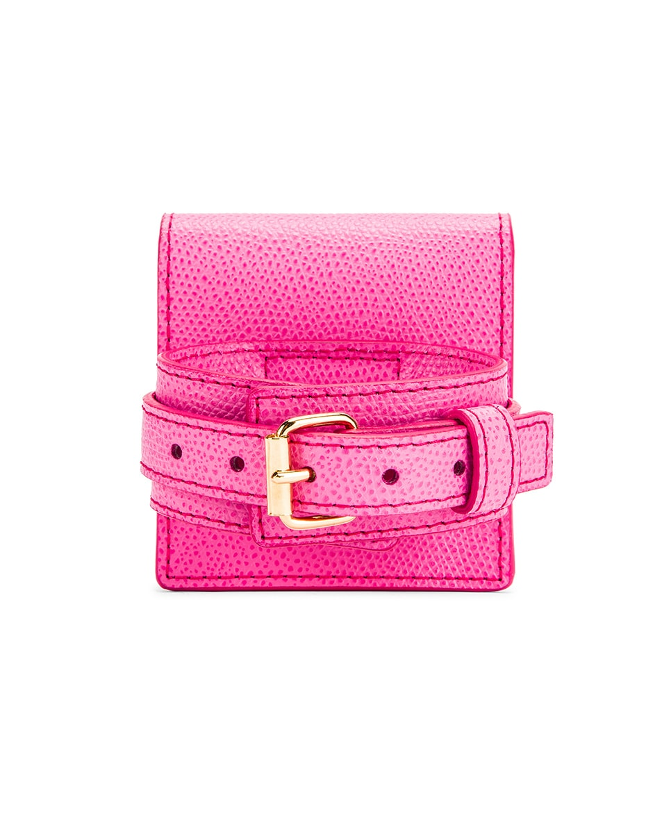 Image 3 of JACQUEMUS Le Sac Bracelet in Pink