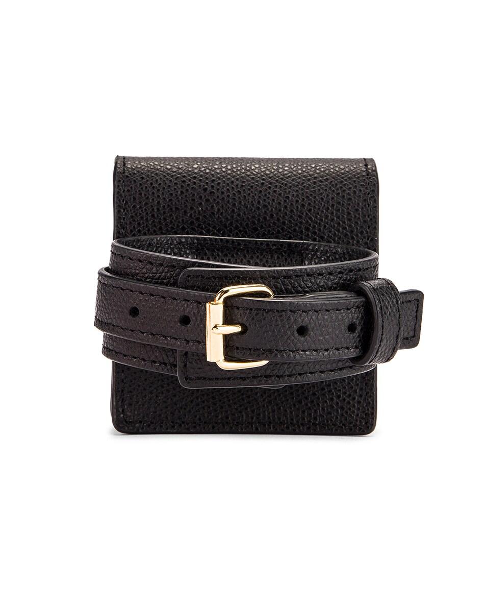 Image 3 of JACQUEMUS Le Sac Bracelet in Black