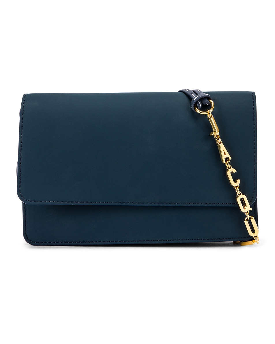 Image 1 of JACQUEMUS Le Sac Riviera in Navy