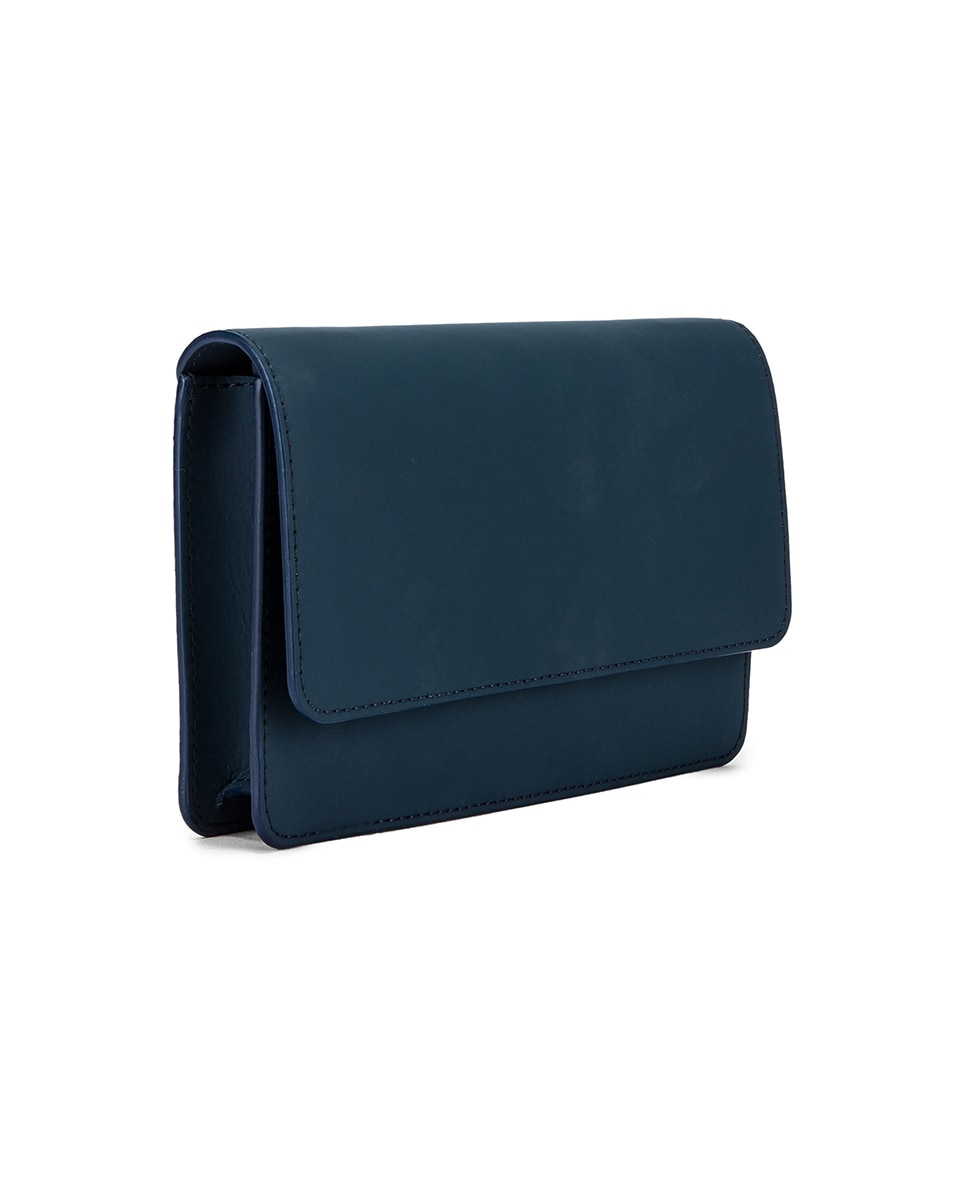 Image 4 of JACQUEMUS Le Sac Riviera in Navy