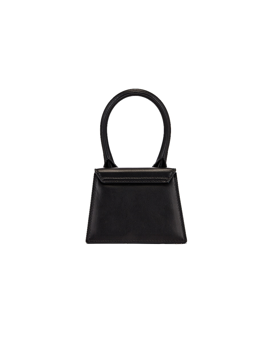 Image 3 of JACQUEMUS Le Chiquito Bag in Black