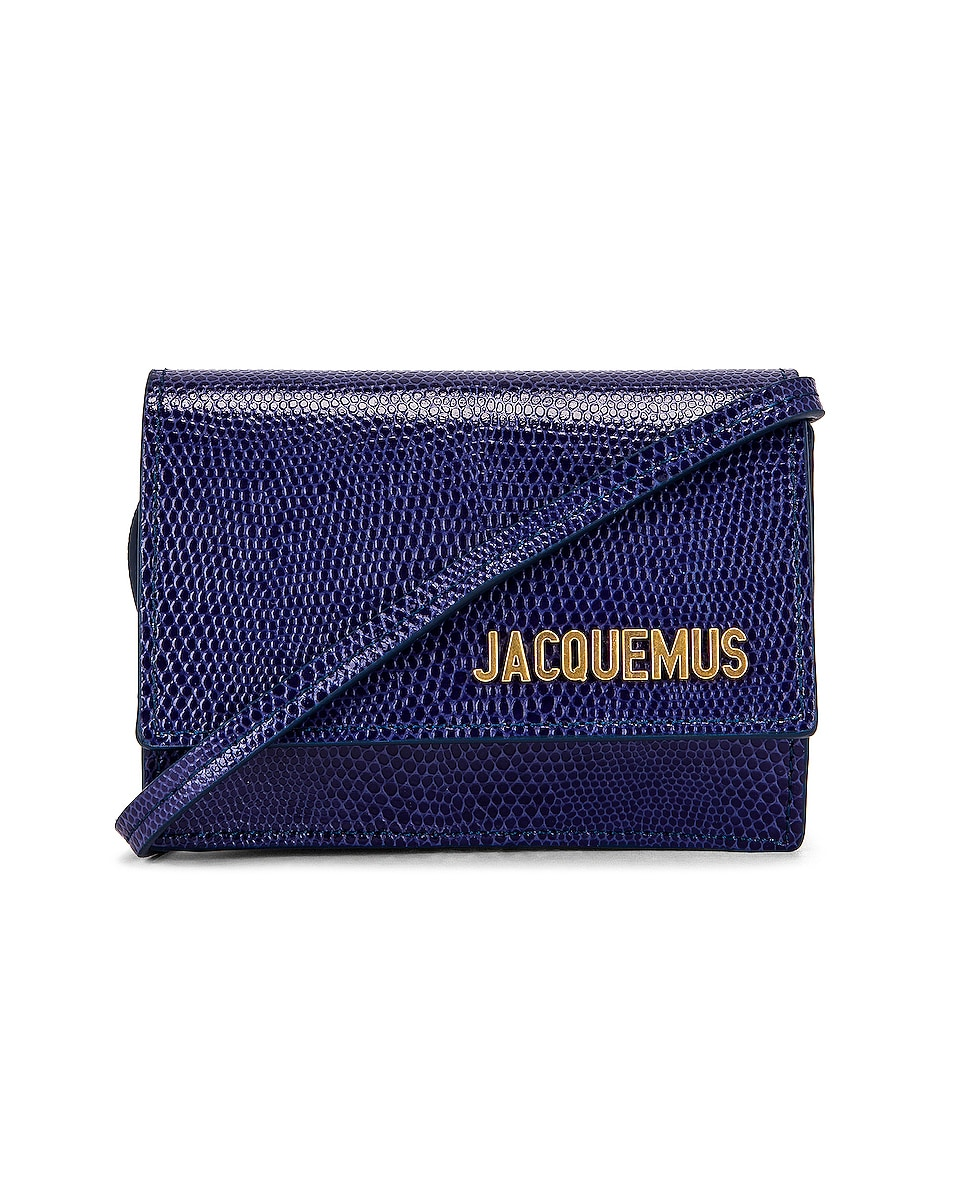 Image 1 of JACQUEMUS Le Bello Bag in Blue