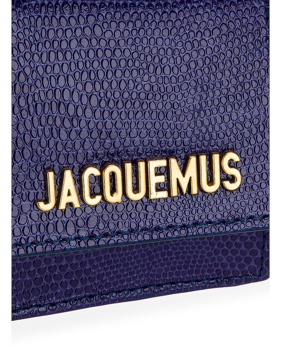 Image 8 of JACQUEMUS Le Bello Bag in Blue