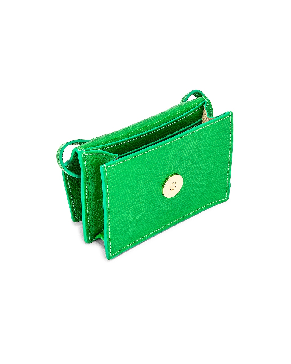Image 5 of JACQUEMUS Le Bello Bag in Green