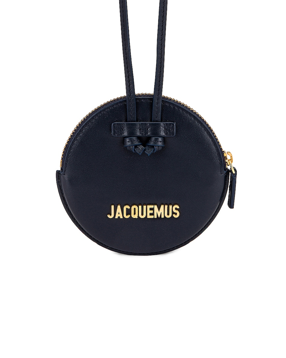 Image 1 of JACQUEMUS Le Pitchou Bag in Navy